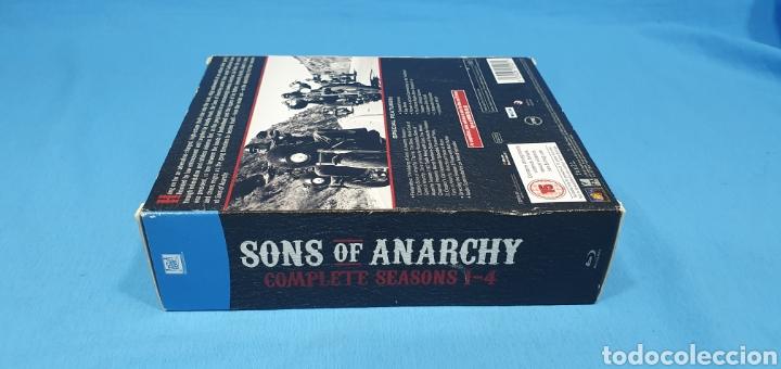 Cine: SERIE EN BLU-RAY - SONS OF ANARCHY - COMPLETE SEASONS 1 - 4 - Foto 2 - 219988883