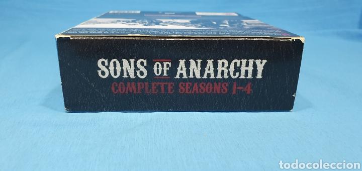 Cine: SERIE EN BLU-RAY - SONS OF ANARCHY - COMPLETE SEASONS 1 - 4 - Foto 3 - 219988883