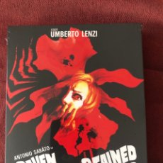 Cine: SEVEN BLOOD-STAINED ORCHIDS BLU-RAY (88 FILMS). LIMITED EDITION CON SLIPCOVER. NUEVO PRECINTADO. Lote 220652265