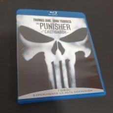 Cinema: BRS 37 THE PUNISHER EL CASTIGADOR -BLURAY SEGUNDA MANO. Lote 220920751
