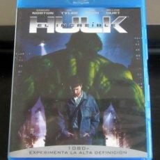 Cine: THE INCREDIBLE HULK EL INCREIBLE HULK BLU RAY DISC MARVEL BLURAY. Lote 221485976