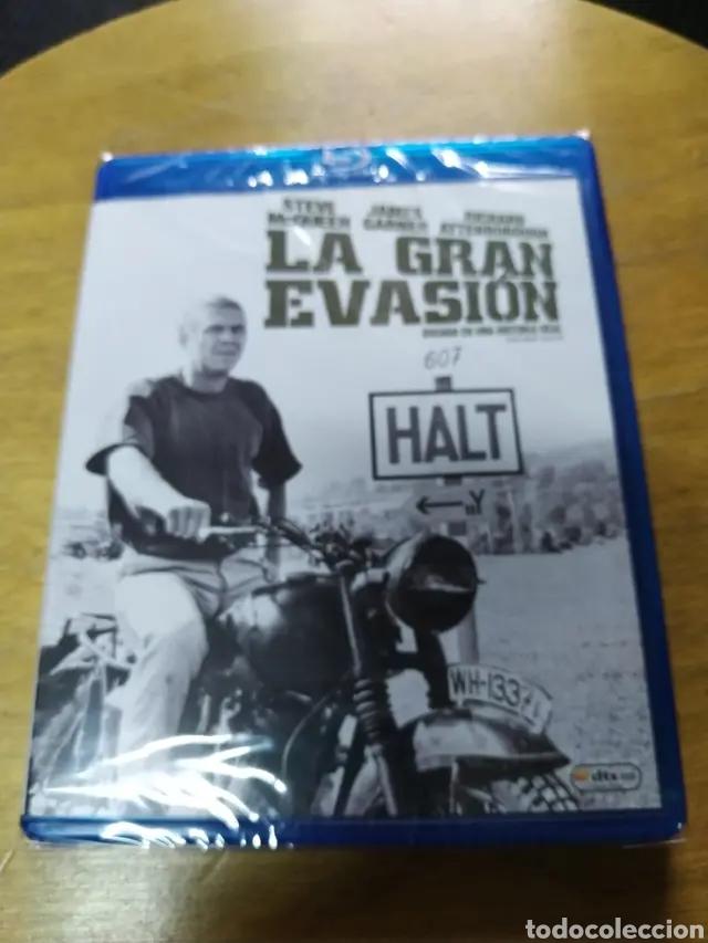 LA GRAN EVASIÓN (Cine - Películas - Blu-Ray Disc)