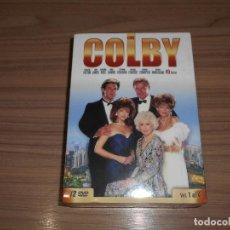Cine: LOS COLBY COMPLETA 12 DVD 49 HORAS CHARLTON HESTON NUEVA PRECINTADA. Lote 221657583