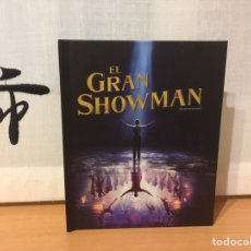 Cine: EL GRAN SHOWMAN DIGIBOOK BLU-RAY EDICIÓN ESPAÑOLA ¡NUEVO!. Lote 221818820