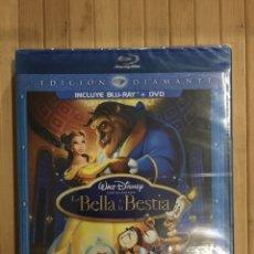Cine: LA BELLA Y LA BESTIA BLURAY + DVD - PRECINTADO -. Lote 221823801
