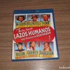 Cine: LAZOS HUMANOS BLU-RAY DISC DE ELIA KAZAN DOROTHY MCGUIRE NUEVO PRECINTADO. Lote 221874342