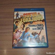 Cine: LA CUEVA DE LOS FORAJIDOS BLU-RAY DISC ALEXIS SMITH NUEVO PRECINTADO. Lote 221874506