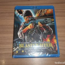 Cine: BLASTFIGHTER (LA FUERZA DE LA VENGANZA) BLU-RAY DISC NUEVO PRECINTADO. Lote 221877770