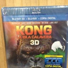 Cine: KONG ISLA CALAVERA 3D BLURAY 3D + BLURAY - PRECINTADO -. Lote 221957303
