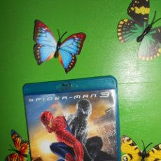 Cine: SPIDERMAN 3 / SPIDER-MAN 3 - BLURAY / BLU-RAY - EDICION ESPECIAL 2 DISCOS. Lote 221966723