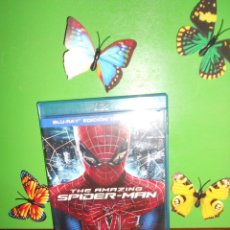 Cine: THE AMAZING SPIDERMAN / THE AMAZING SPIDER-MAN - BLURAY / BLU-RAY - EDICION ESPECIAL 2 DISCOS. Lote 221967018