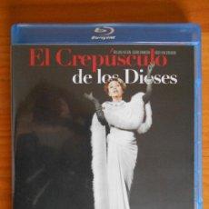 Cine: BLU-RAY EL CREPUSCULO DE LOS DIOSES - COMO NUEVO (IK1). Lote 222017273