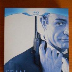 Cine: BLU-RAY COLECCION SEAN CONNERY JAMES BOND 007 - 6 DISCOS - 6 PELICULAS (IK1). Lote 222019072