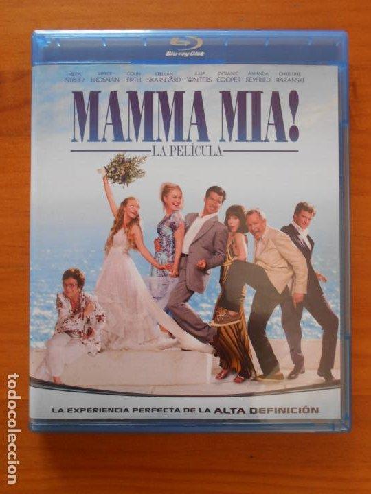 BLU-RAY MAMMA MIA! LA PELICULA - MERYL STREEP, PIERCE BROSNAN (IK1) (Cine - Películas - Blu-Ray Disc)