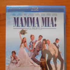 Cine: BLU-RAY MAMMA MIA! LA PELICULA - MERYL STREEP, PIERCE BROSNAN (IK1). Lote 222028238