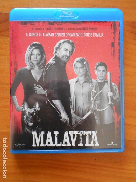 BLU-RAY MALAVITA - COMO NUEVO (IK1) (Cine - Películas - Blu-Ray Disc)
