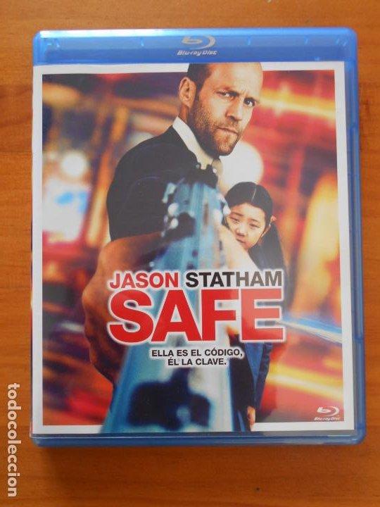 BLU-RAY SAFE - JASON STATHAM (IK1) (Cine - Películas - Blu-Ray Disc)