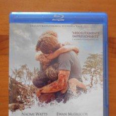 Cine: BLU-RAY LO IMPOSIBLE - J.A. BAYONA, NAOMI WATTS, EWAN MCGREGOR (HT). Lote 222028721