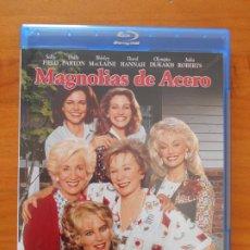 Cine: BLU-RAY MAGNOLIAS DE ACERO - JULIA ROBERTS - COMO NUEVO (HT). Lote 222028980