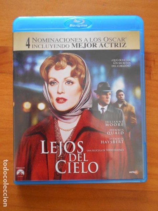 BLU-RAY LEJOS DEL CIELO - JULIANNE MOORE, DENNIS QUAID - COMO NUEVO (HT) (Cine - Películas - Blu-Ray Disc)