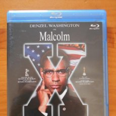 Cine: BLU-RAY MALCOLM X - DENZEL WASHINGTON (5Q). Lote 222029615