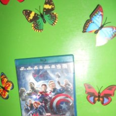 Cine: VENGADORES LA ERA DE ULTRON - BLU-RAY / BLURAY. Lote 222119315