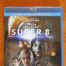 Cine: BLU-RAY + DVD + COPIA DIGITAL SUPER 8 - J.J. ABRAMS (IL). Lote 222163203