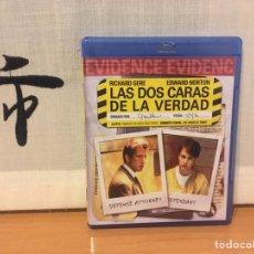 Cine: LAS DOS CARAS DE LA VERDAD BLU-RAY EDICIÓN ESPAÑOLA ¡NUEVA!. Lote 222183351