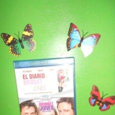 Cine: EL DIARIO DE BRIDGET JONES + BRIDGET JONES SOBREVIVIRE - 2 BLU-RAYS / 2 BLURAYS. Lote 222247130
