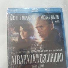 Cine: BLU-RAY - ATRAPADA EN LA OSCURIDAD - NUEVO Y PRECINTADO. Lote 222259650