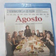 Cine: BLU-RAY - AGOSTO - NUEVO Y PRECINTADO. Lote 222259721