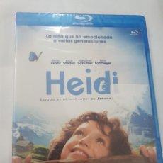 Cine: BLU-RAY - HEIDI - NUEVO Y PRECINTADO. Lote 222278932