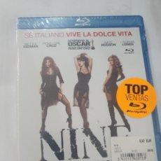 Cine: BLU-RAY - NINE - NUEVO Y PRECINTADO. Lote 222278971