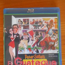 Cine: BLU-RAY EL GUATEQUE (THE PARTY) - PETER SELLERS (HV). Lote 222338191