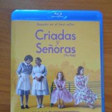 Cine: BLU-RAY CRIADAS Y SEÑORAS (THE HELP) (IA). Lote 222435198
