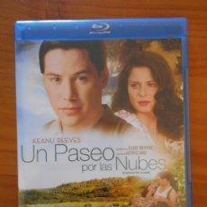 Cine: BLU-RAY UN PASEO POR LAS NUBES - KEANU REEVES - COMO NUEVO (IA). Lote 222435660