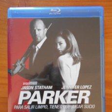Cine: BLU-RAY PARKER - JASON STATHAM, JENNIFER LOPEZ (IA). Lote 222435838