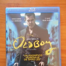 Cine: BLU-RAY OLDBOY - JOSH BROLIN - COMO NUEVO (IA). Lote 222436022
