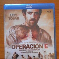 Cine: BLU-RAY OPERACION E - LUIS TOSAR (IA). Lote 222437707