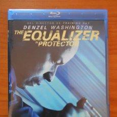 Cine: BLU-RAY THE EQUALIZER - EL PROTECTOR - DENZEL WASHINGTON (IA). Lote 222441296