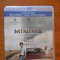 Cine: BLU-RAY + DVD + COPIA DIGITAL LA ISLA MINIMA (5V). Lote 222442485