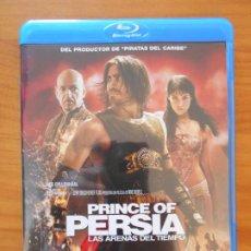 Cine: BLU-RAY PRINCE OF PERSIA - LAS ARENAS DEL TIEMPO (5V). Lote 222442561