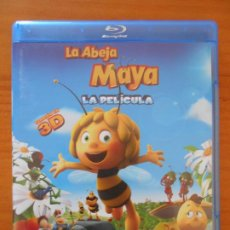Cine: BLU-RAY 3D LA ABEJA MAYA LA PELICULA - NO INCLUYE DVD (6C). Lote 222543665