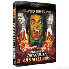 Cine: BR- DRÁCULA Y LAS MELLIZAS. Lote 222562242