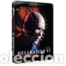 Cine: HELLRAISER VI: HELLSEEKER 2002 BD [BLU-RAY]. Lote 222604952