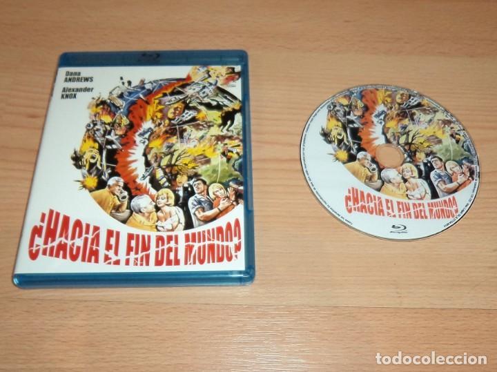 HACIA EL FIN DEL MUNDO, EN BLU-RAY (Cine - Películas - Blu-Ray Disc)