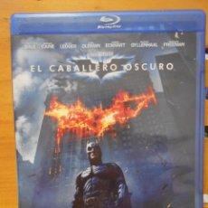 Cine: EL CABALLERO OSCURO. BLURAY DE LA PELICULA. EDICION 2 DISCOS. CON CHRISTIAN BALE, MICHAEL CAINE, GAR. Lote 223483177