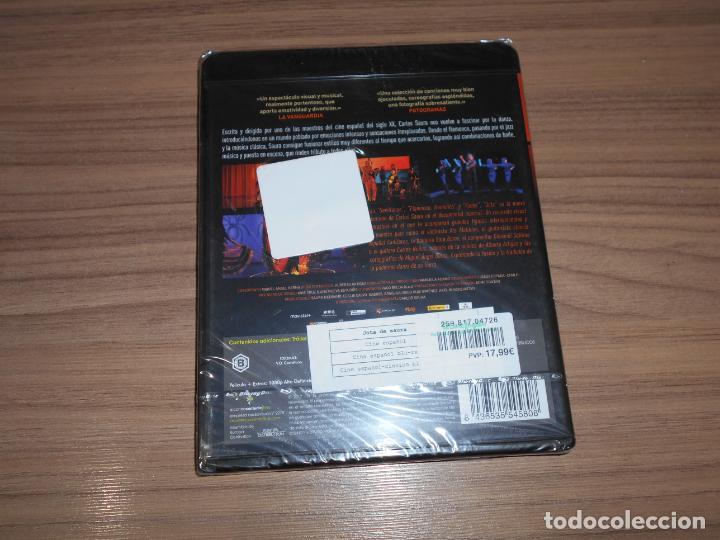Cine: JOTA Edicion Especial BLU-RAY DISC de CARLOS SAURA Sara Baras NUEVO PRECINTADO - Foto 2 - 278178348
