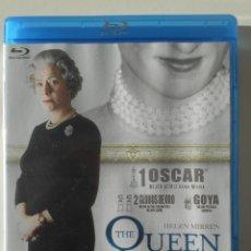 Cine: THE QUEEN. BLURAY DE LA PELICULA DE STEPHEN FREARS. CON LA GANADORA DEL OSCAR POR ESTA INTERPRETACIO. Lote 224334475