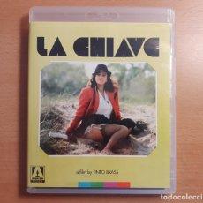 Cinéma: LA LLAVE SECRETA (LA CHIAVE) TINTO BRASS, STEFANIA SANDRELLI, FRANK FINLAY EDICIÓN ARROW UK. Lote 224743528